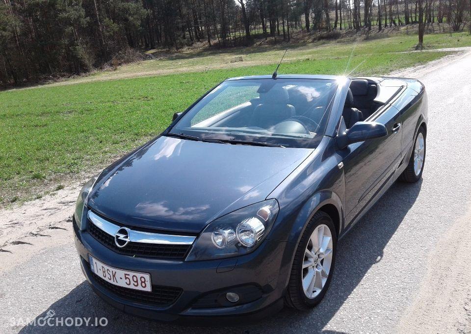 Opel Astra H (2004-2014) Kabriolet Alusy 17cali skóra 1