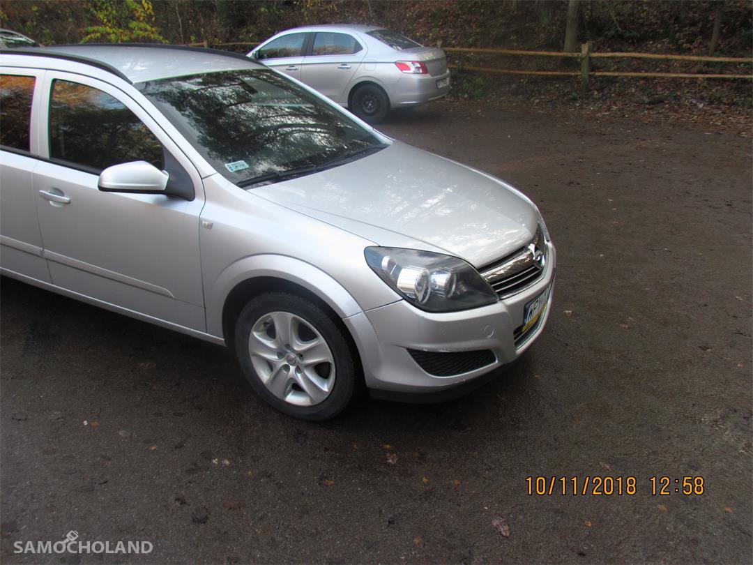 Opel Astra H (2004-2014) OPEL ASTRA H 1.7 CDTI 110KM 2007R REJ 2008 2