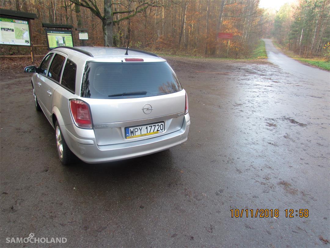 Opel Astra H (2004-2014) OPEL ASTRA H 1.7 CDTI 110KM 2007R REJ 2008 11
