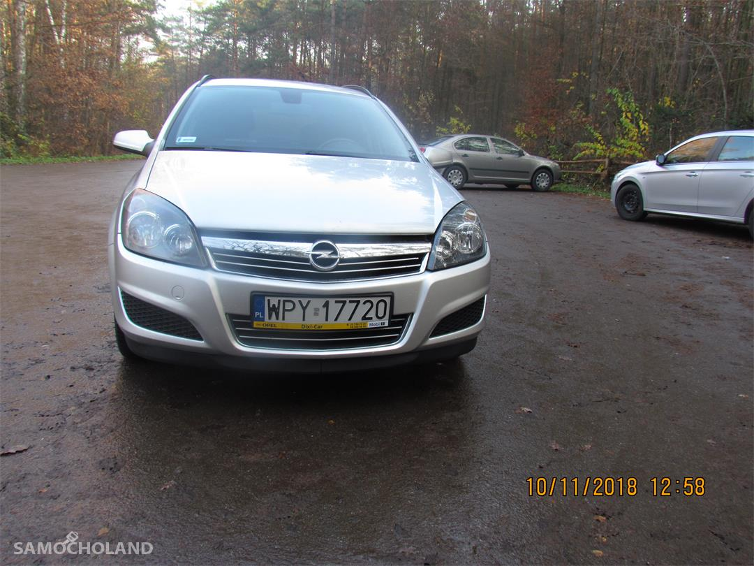 Opel Astra H (2004-2014) OPEL ASTRA H 1.7 CDTI 110KM 2007R REJ 2008 4