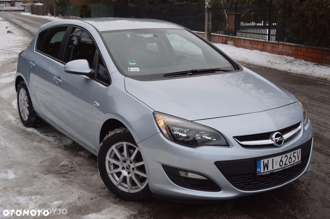 Opel Astra J (2009-2015) bardzo rzadka wersja CDTI 160KM 1