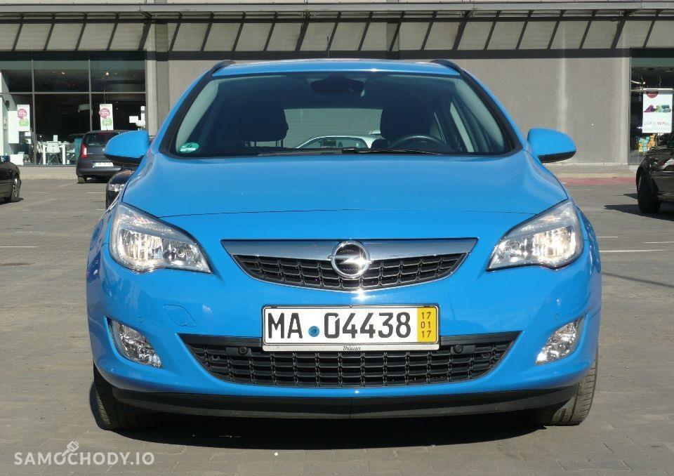 Opel Astra J (2009-2015) Diesel 1.7 120KM 2012r. 2