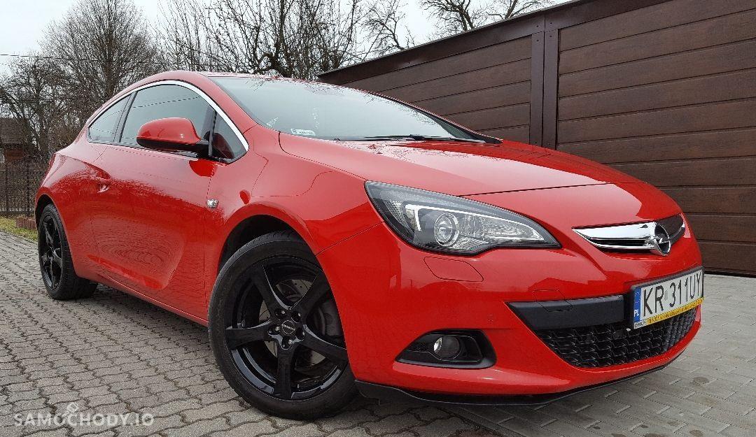 Opel Astra J (2009-2015) Navi Światł Xenonowe klima dwustrefowa 1