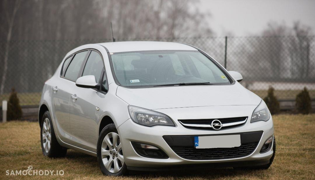 Opel Astra J (2009-2015) Salon Serwis 1 właściciel 110KM Gwarancja producenta 1