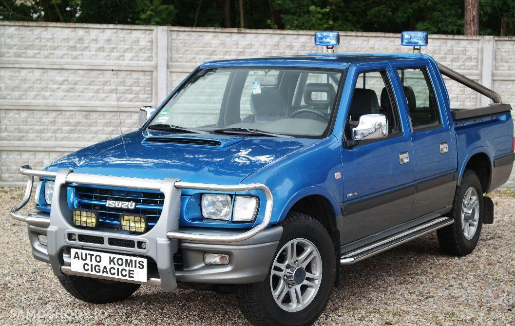 Opel Campo 2.5 , KLIMA , napęd 4X4  1
