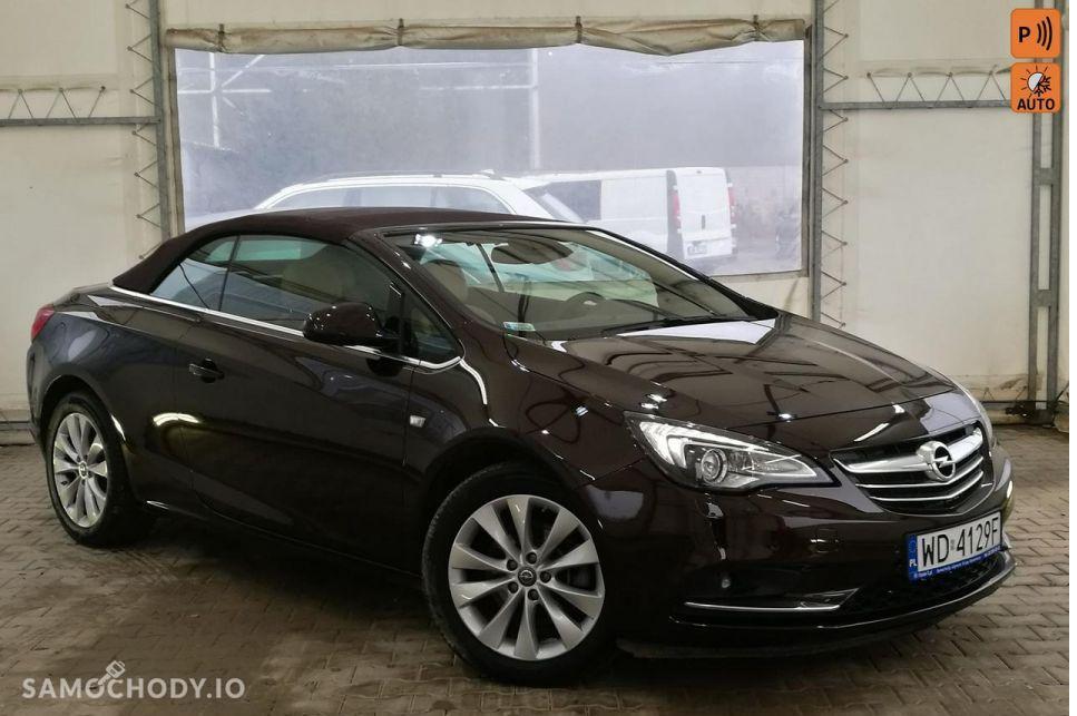 Opel Cascada 200 KM , kabriolet , I właściciel 1