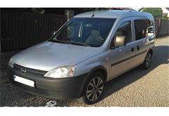 opel combo Opel Combo C (2001-2011) Opel Combo 1.7 CDTI, krajowy, klimatyzacja manualna, zadbany