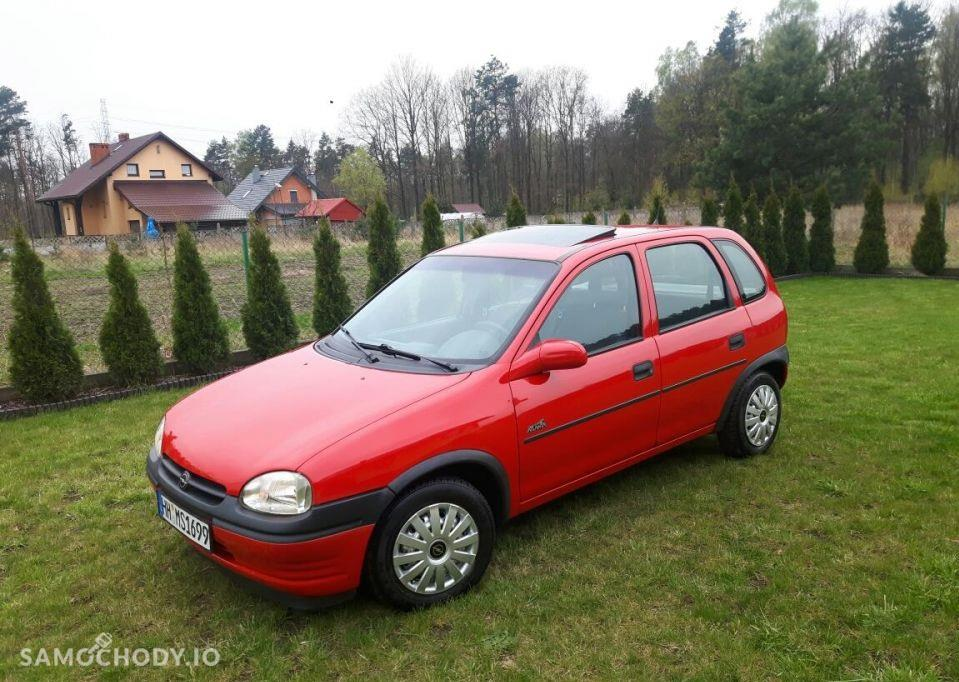 Opel Corsa B (1993-2000) ekonomiczny, zadbany , udokumentowany przebieg  1