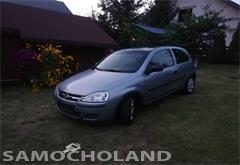 opel z województwa warmińsko-mazurskie Opel Corsa C (2000-2006)