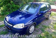 opel z województwa mazowieckie Opel Corsa C (2000-2006) Sprzedam Opel Corsa 2004 1.0