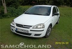 samochody osobowe Opel Corsa C (2000-2006) Sprzedam Opla Corse 2005 rok