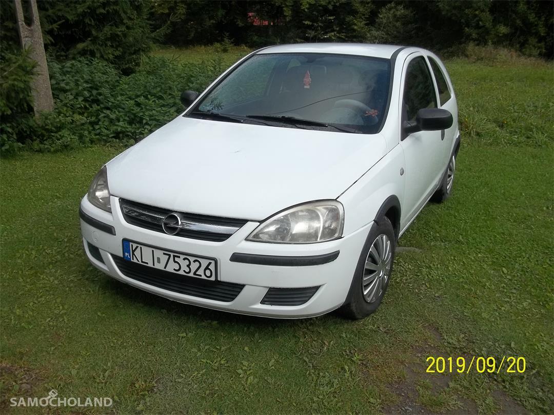 Opel Corsa C (2000-2006) Sprzedam Opla Corse 2005 rok 1