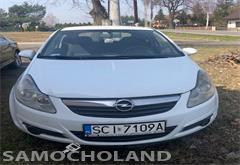 opel z województwa śląskie Opel Corsa D (2006-2014) biały, benzyna + LPG, nowy silnik, malowany w 2016 r, nowa butla z 2017 r