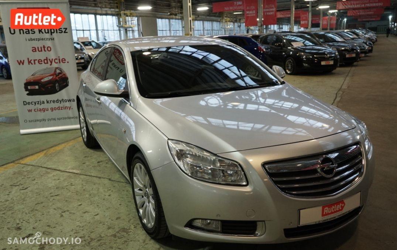 Opel Insignia xenony , alufelgi , czujniki parkowania 1