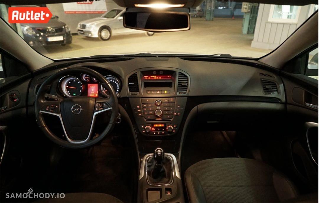Opel Insignia xenony , alufelgi , czujniki parkowania 4