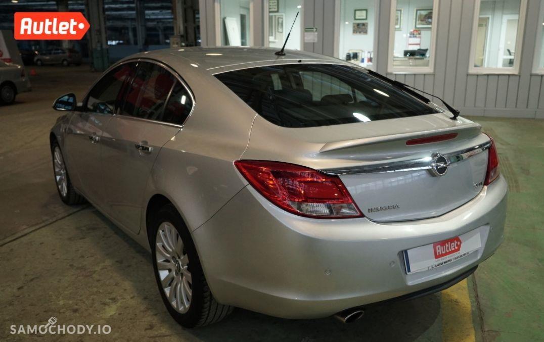 Opel Insignia xenony , alufelgi , czujniki parkowania 2