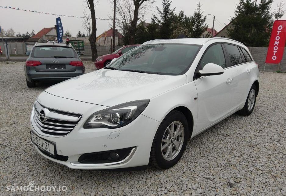 Opel Insignia full wyposażenie, silnik 2.0 TDI 140 KM, pierwszy właściciel 1
