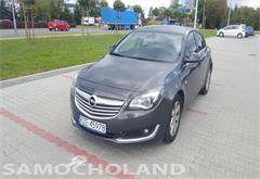 z wojewodztwa podkarpackie Opel Insignia Opel Insignia 2.0 CDTi, 163 km, automat, pierwszy właściciel, Faktura VAT