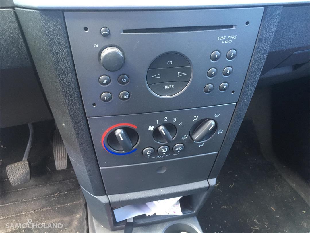 Opel Meriva I (2002-2010) auto do naprawy silnika klima sprawna opony zima lato benzyna 7