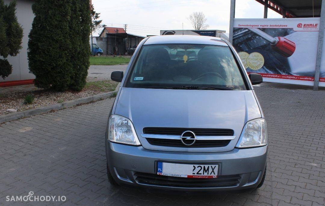 Opel Meriva I (2002-2010) El. szyby Klima radio  1