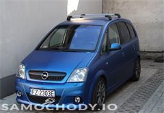 opel z województwa lubuskie Opel Meriva I (2002-2010) Meriva OPC 2007r. 123000KM przebirgu.