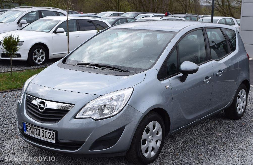 Opel Meriva II (2010-) 1.4 100KM od prywatnego z Niemiec, pełna dokumentacja 1