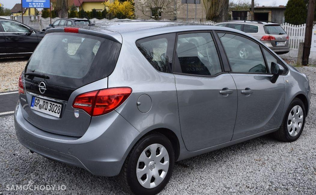 Opel Meriva II (2010-) 1.4 100KM od prywatnego z Niemiec, pełna dokumentacja 2