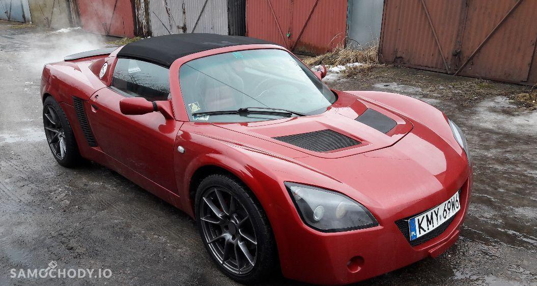Opel Speedster 147 KM , kabriolet , benzyna 1