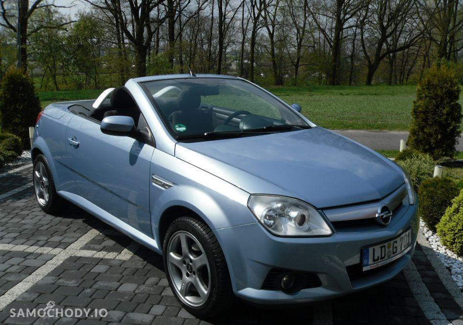 Opel Tigra II (2004-2009) OPŁACONY , ZADBANY , 125 KM 1