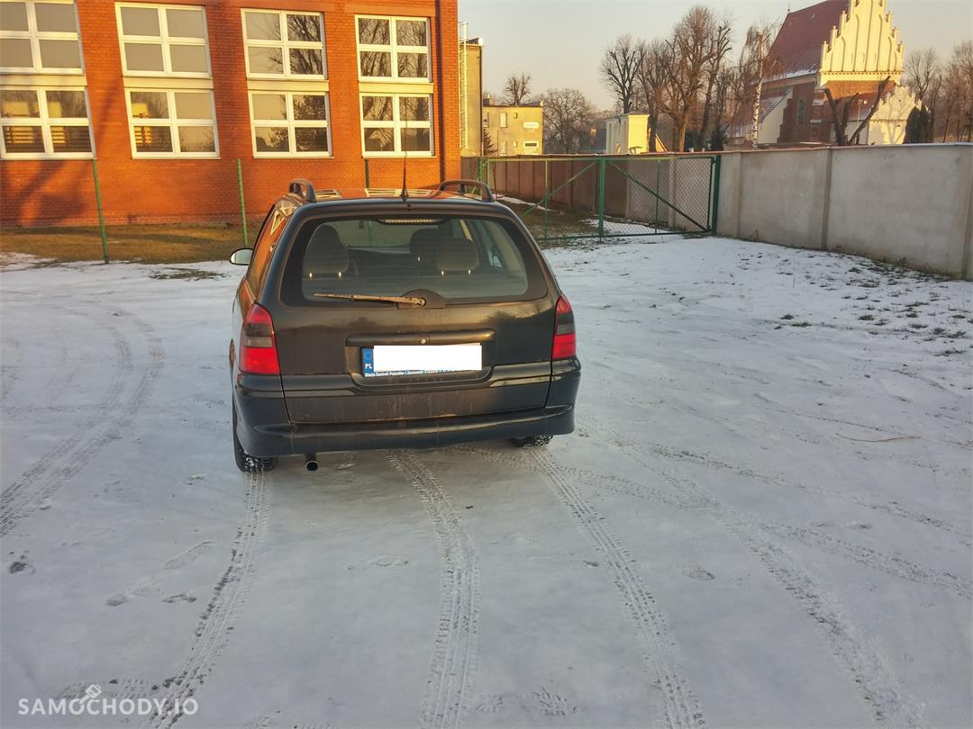 Opel Vectra B (1995-2002) LIFT 1.8 125KM w najpraktyczniejszym nadwoziu KOMBI  2