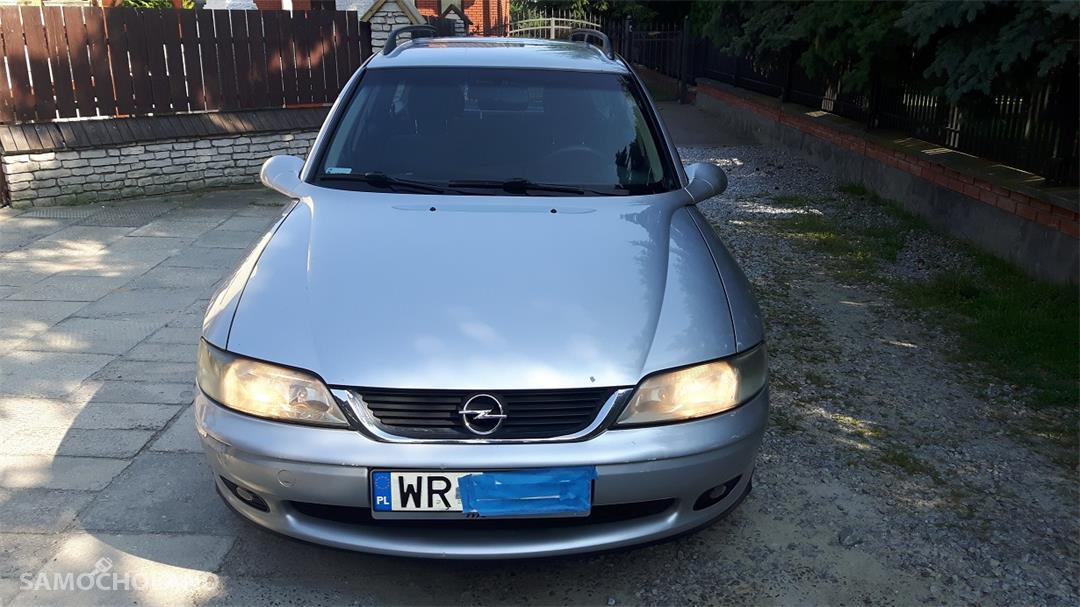 Opel Vectra B (1995-2002) tanio, brak badań technicznych 1999 rok 2