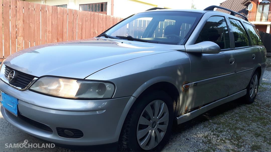 Opel Vectra B (1995-2002) tanio, brak badań technicznych 1999 rok 4