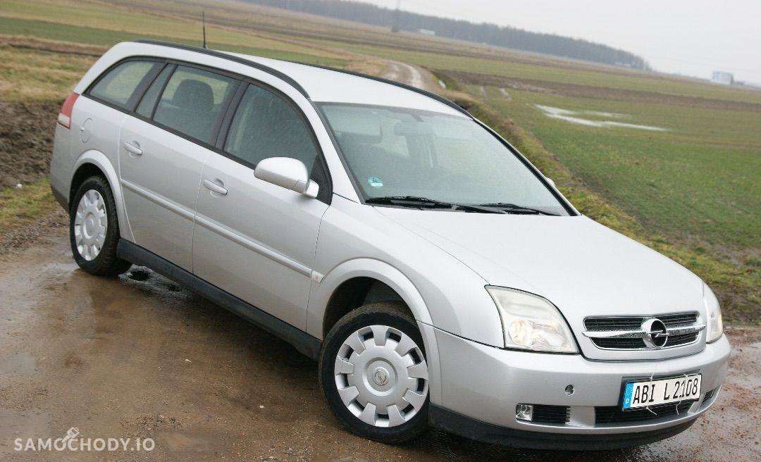 Opel Vectra C (2002-2008) Diesel 1.9 150KM 2005r. 1