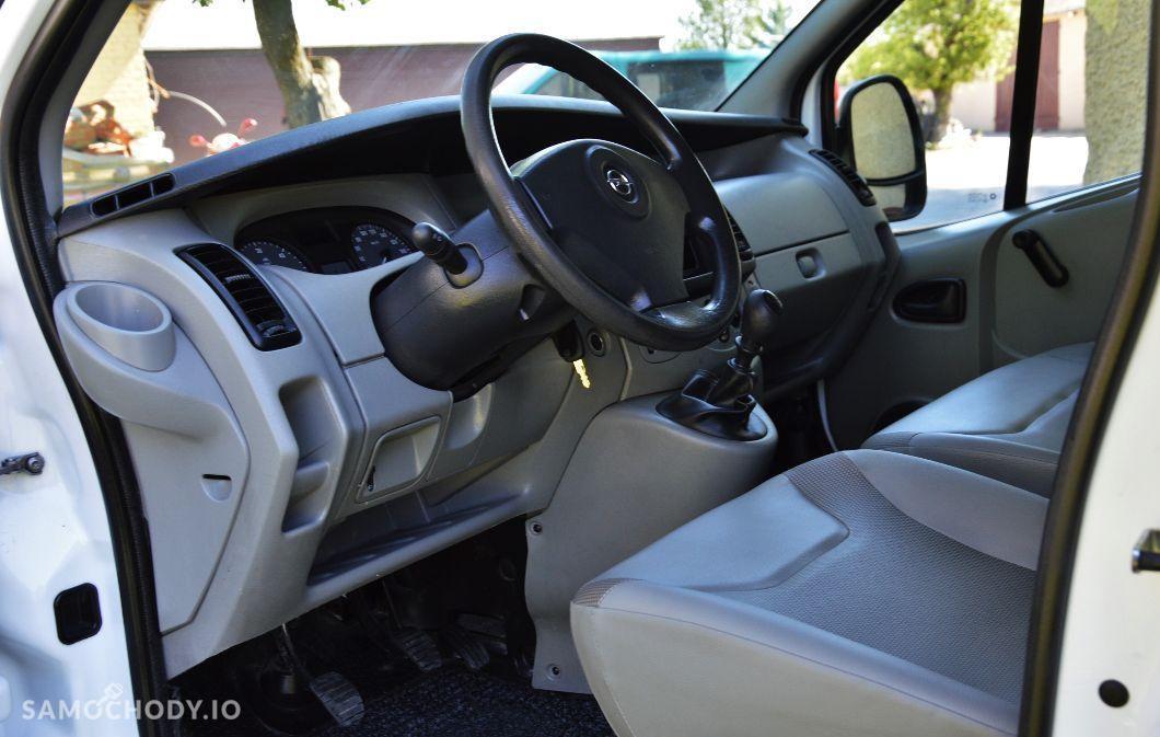 Opel Vivaro I (2001-2014) MINIBUS , 9 OSOBOWY , BEZWYPADKOWY 2