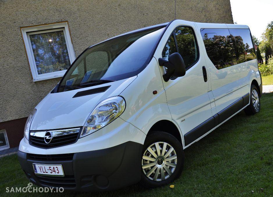 Opel Vivaro I (2001-2014) MINIBUS , 9 OSOBOWY , BEZWYPADKOWY 1
