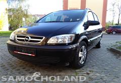 opel z województwa lubelskie Opel Zafira A (1999-2005)