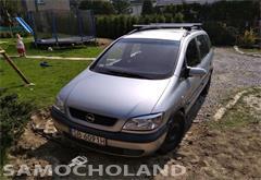 opel z województwa śląskie Opel Zafira A (1999-2005)