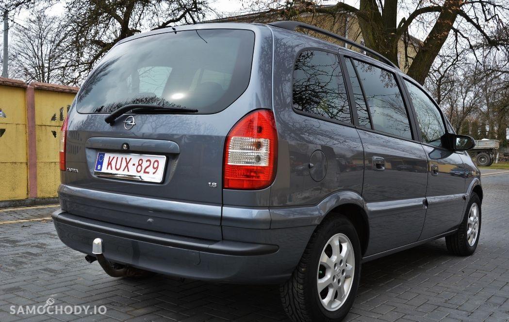Opel Zafira A (1999-2005) 137 tys km 1.8 125KM LIFT 1