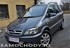 z miasta bełżyce Opel Zafira A (1999-2005) 137 tys km 1.8 125KM LIFT