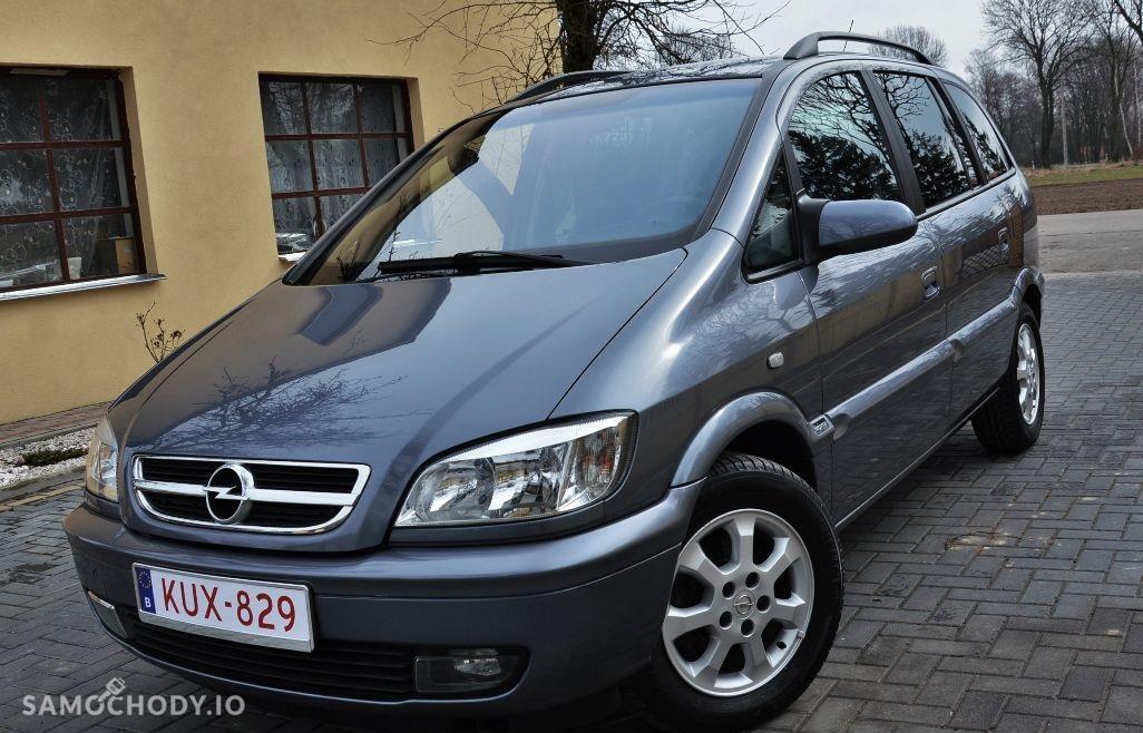 Opel Zafira A (1999-2005) 137 tys km 1.8 125KM LIFT 2