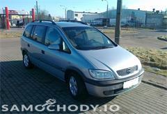 opel z województwa zachodniopomorskie Opel Zafira A (1999-2005) Benzyna 1.6 101KM 2000r.