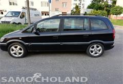 opel z województwa mazowieckie Opel Zafira A (1999-2005) Opel Zafira 2003 rok 2.0 dti