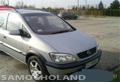 opel z województwa śląskie Opel Zafira A (1999-2005) Opel Zafira A 2,0ccm 2001 rok produkcji.