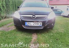 z wojewodztwa zachodniopomorskie Opel Zafira B (2005-2011)