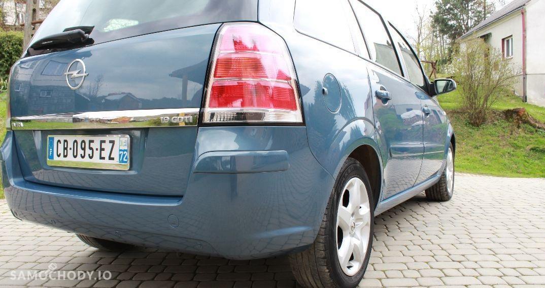 Opel Zafira B (2005-2011) KOMBI , CZUJNIKI PARKOWANIA , 7 OSOBOWY  2