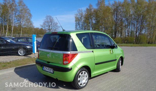 Peugeot 1007 89 KM , klima, benzyna 2