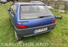 samochody osobowe Peugeot 106 I (1991-1996) 100% sprawny, ekonomiczny
