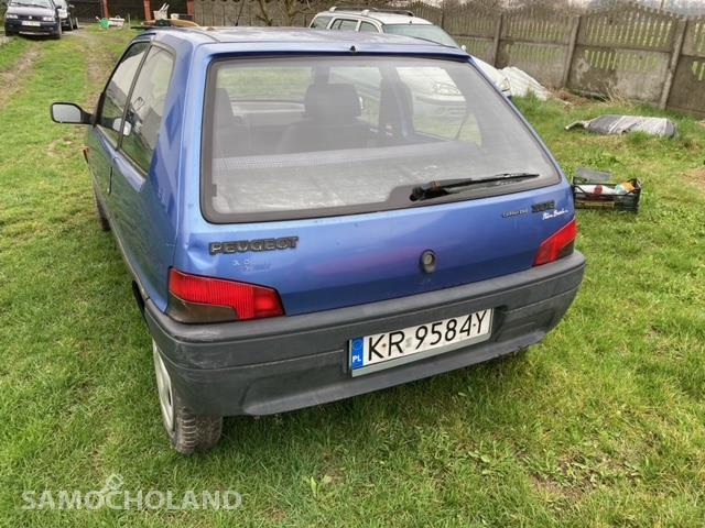 Peugeot 106 I (1991-1996) 100% sprawny, ekonomiczny  1