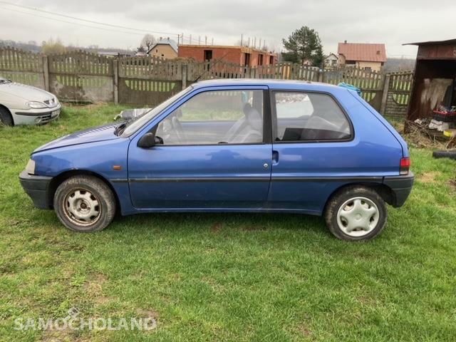 Peugeot 106 I (1991-1996) 100% sprawny, ekonomiczny  2