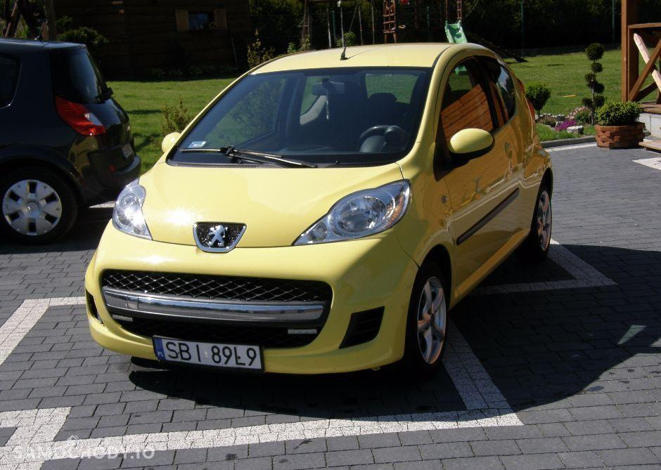 Peugeot 107 KLIMA , ELEKTRYKA , ALUFLEGI 1